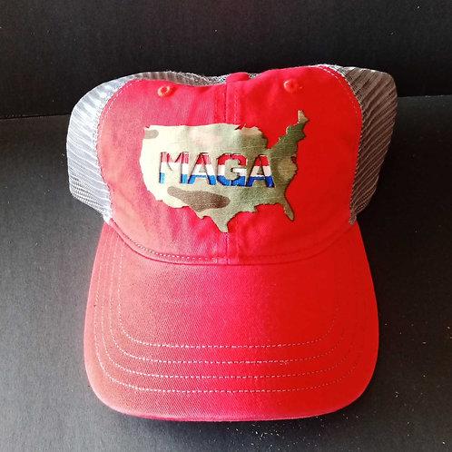 MAGA Snap back style 111 hat
