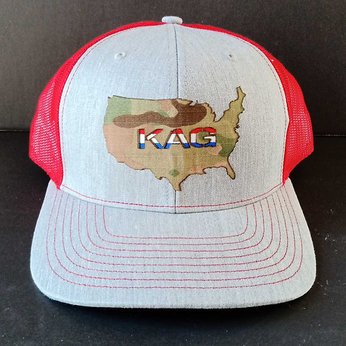 KAG Keep America Great 112 snap back
