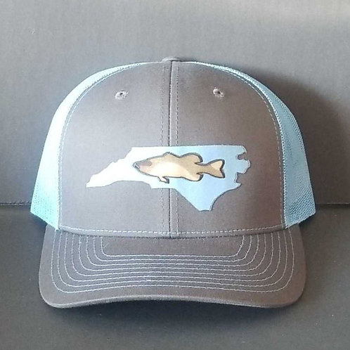 Snap-back Richardson 112 Adjustable Bad (B)ass Hat