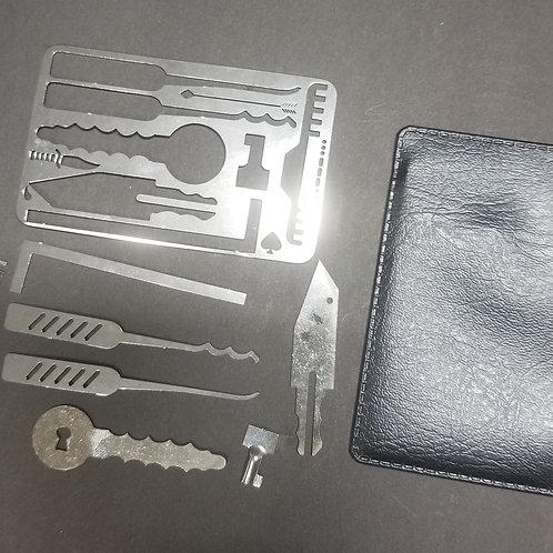 Lock Pick/SERE card