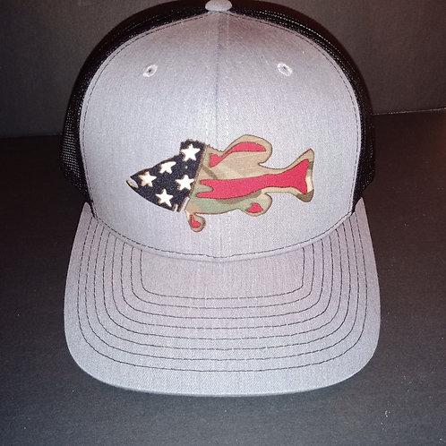 Bad (B)asser hat. Snap back