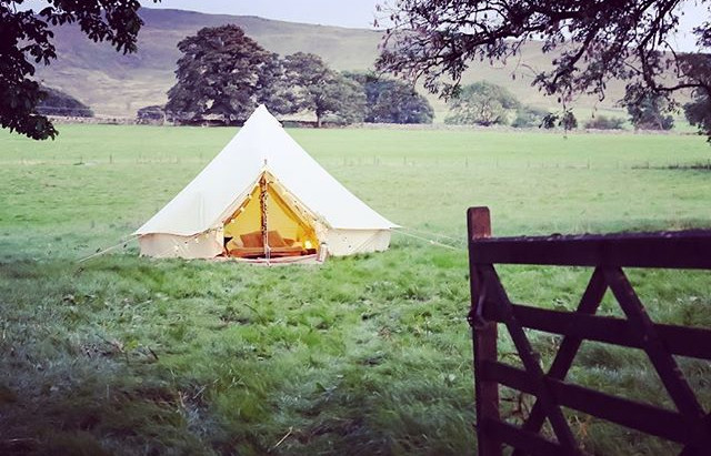 Bell tents and babies: Could glamping be your family's ticket out of lockdown?