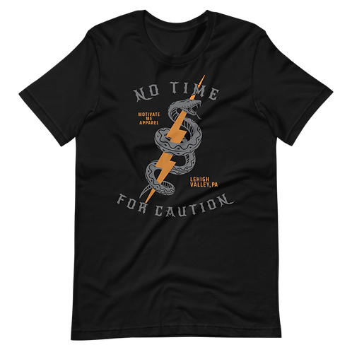 No Time For Caution tee