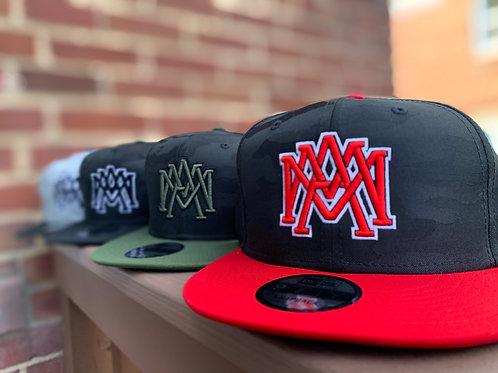 New Era 9Fifty MMA snapback hat