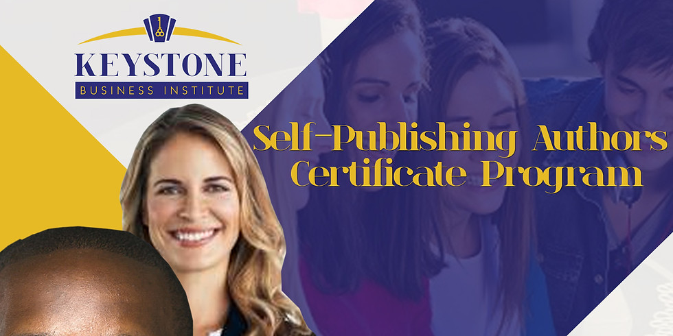 KBI Self-Publishing Authors Cohort 2   Registration is Open Until January 11th;