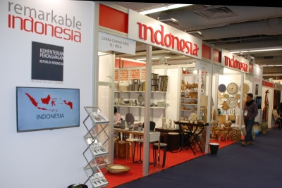 Indonesia booth