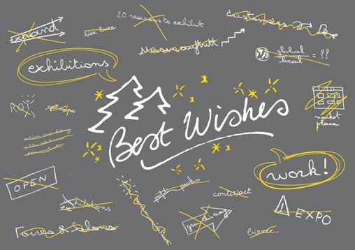 Onze beste wensen!