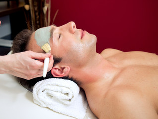 Facials For Men:  How Men Can Benefit from Getting Facials Too…