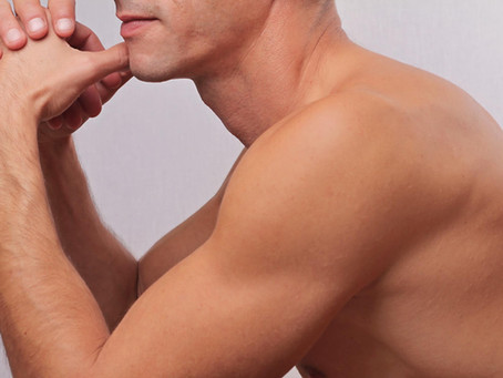 LET'S TALK ABOUT MALE GROOMING