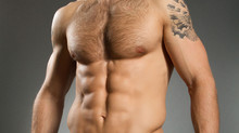 A Male Brazilian Waxing... Start your New Year off with a popular male grooming routine.