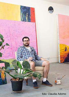 Felipe Góes retrato
