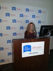 Dina DiRoma Notary Class NY Hospital