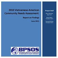 2010 Vietnamese-American Community Needs Assessment: Report on FindingsJune 2011