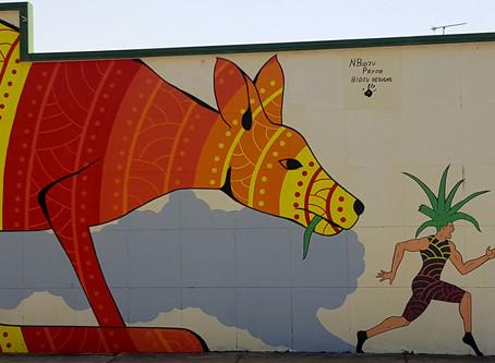 Kickstart with Street Art - post COVID-19