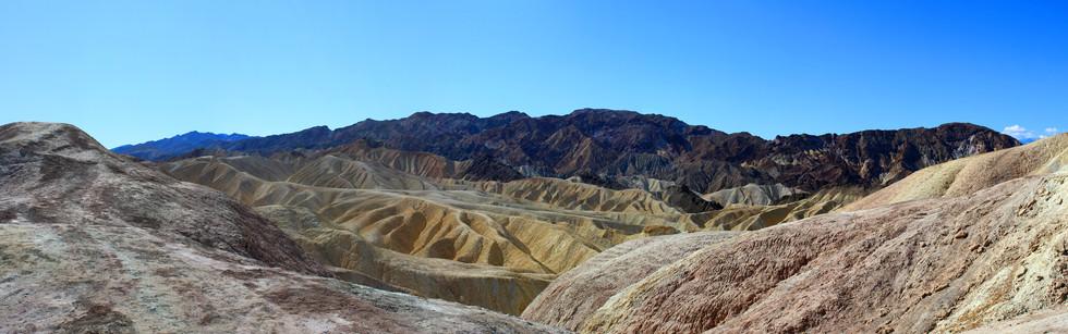 Golden Canyon. California, USA 3