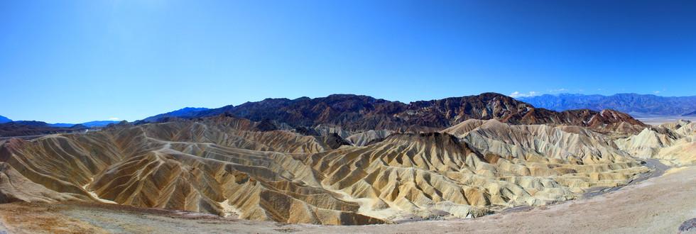 Golden Canyon. California, USA  2
