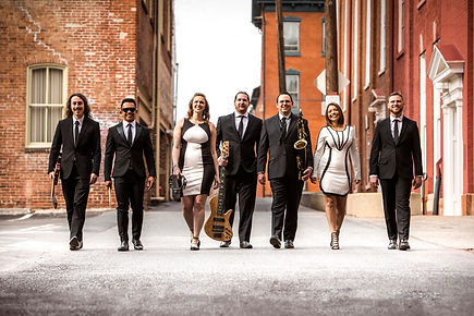 Downtown Sound Wedding Band Central PA