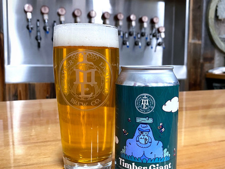 Beer Release: Timber Giant Pale Ale Makes a Triumphant Return
