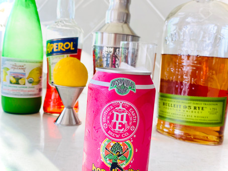 4 Ingredients to Beer Nirvana: Shake Up Your Cocktail Game With This Citrusy Summer IPA Mixer