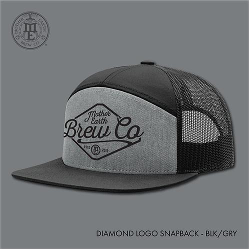 Diamond Logo Meshback Hat
