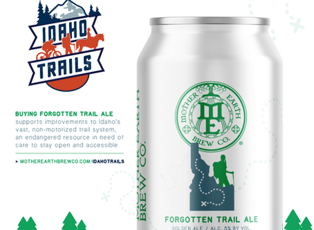 Forgotten Trail Ale: Conserving Precious Resources One Beer at a Time.