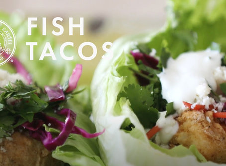 Taco Tuesday Craft Beer Edition: You Can Make These IPA-Battered Fish Tacos In Under 35 Minutes