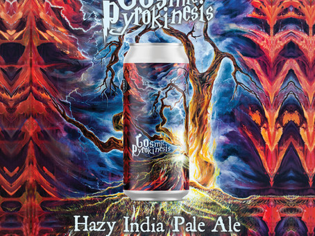 Beer Release: Cosmic Pyrokinesis HIPA Brings Harry Potter Vibes to the Holiday Season