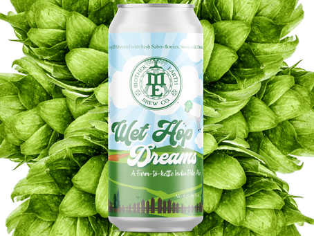 """Fresh Hop Season is Here, Bringing New Meaning to """"Only in Your Wildest Dreams"""""""