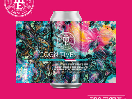Beer Release: Cognitive Aerobics HIPA is a Stair-master for Your Olfactory Cortex.