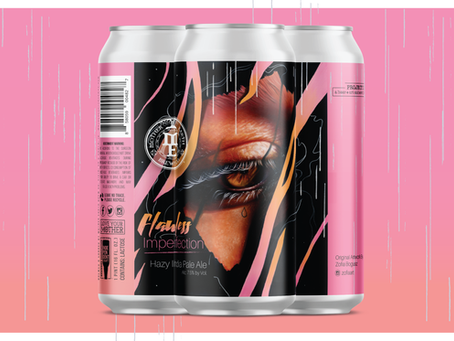 New Beer Alert! Flawless Imperfection Proves That Beauty is in the Eye of the Be(er)holder.