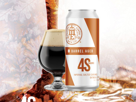 Beer Release: Autumn Is Officially Here and All We Can Taste Is Salted Caramel Goodness