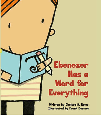 Ebenezer Has a Word for Everything_Cover