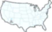 Map, Where we're located, CBD Arizona, Kaneh Bosm, Arizona, Pure CBD, CBD Oil, Hemp