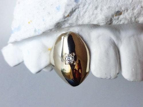 Grillz One Real Diamond (VS) Argenté ou Doré