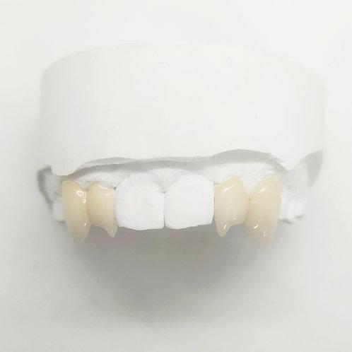 Dent Vampire (Longue et pointue) ou Simple Zircon