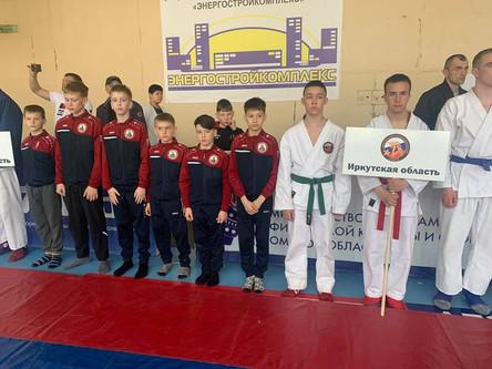 Иркутская область завоевала бронзовые медали на первенстве сибирского федерального округа.