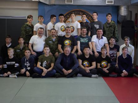 Судейский семинар по Армейскому рукопашному бою