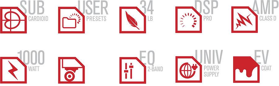 Bosch Icons