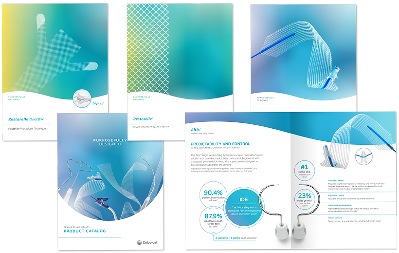 Coloplast Brochures