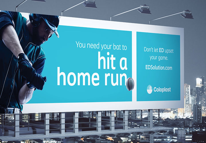 Coloplast Billboard