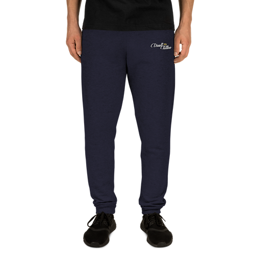 V74 Gold Embroidered Unisex Joggers