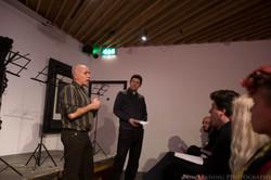 Rogerio Correa presents his play