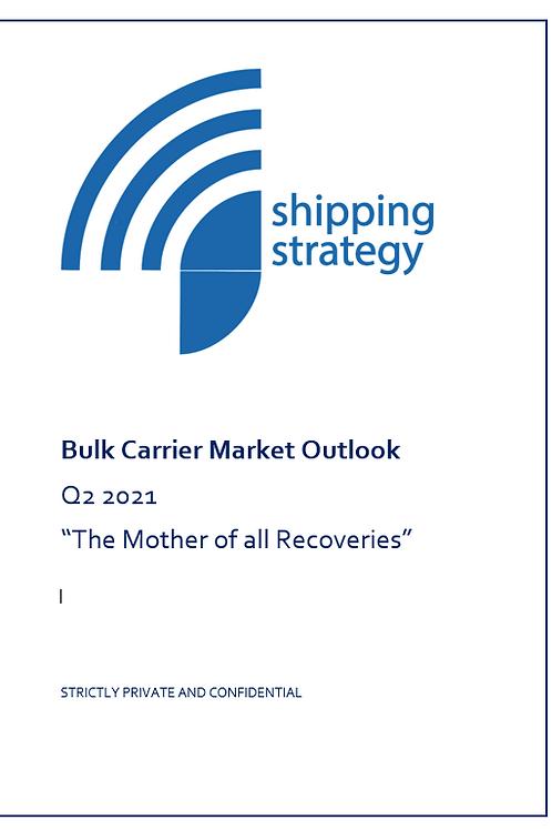 SSL Bulk Carrier Market Outlook 2021 Q2