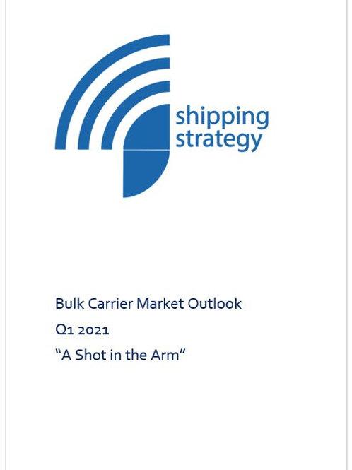 SSL Bulk Carrier Market Outlook 2021 Q1