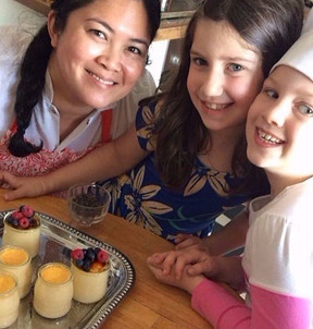 Sushi Kid's Party