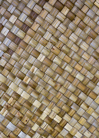 Traditional handcraft weave Thai style p