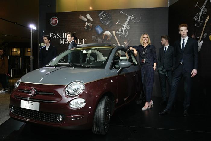 Découverte de la Fiat 500 collezione Vogue Uomo