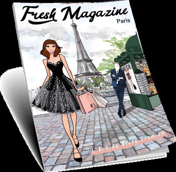 Fresh Mag: Le nouveau magazine parisien