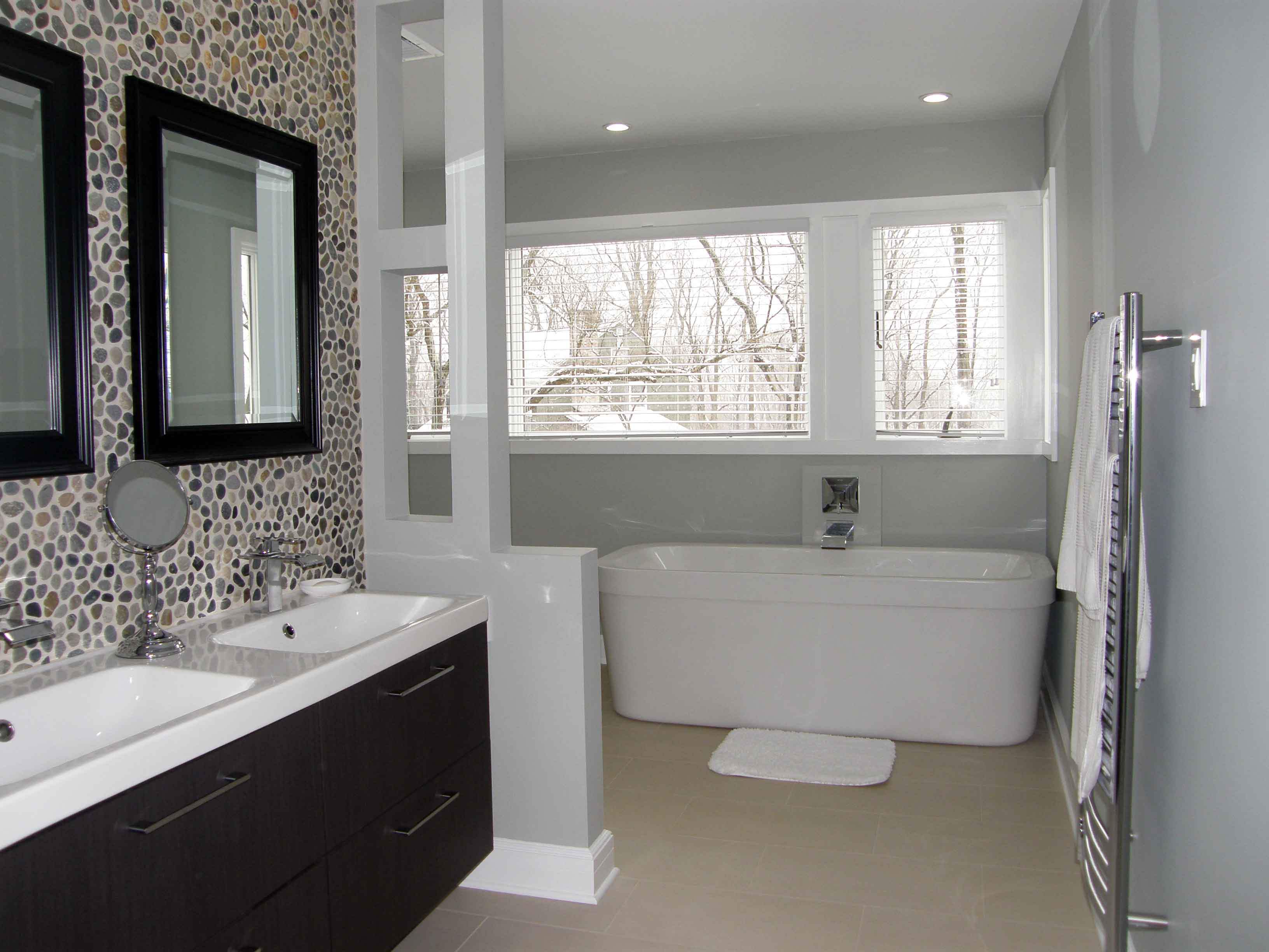 Custom Re-Model Master Bath