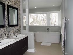 Custom Re-Model Master Bath